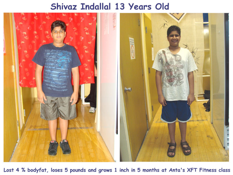 Shivaaz before and after 11-08