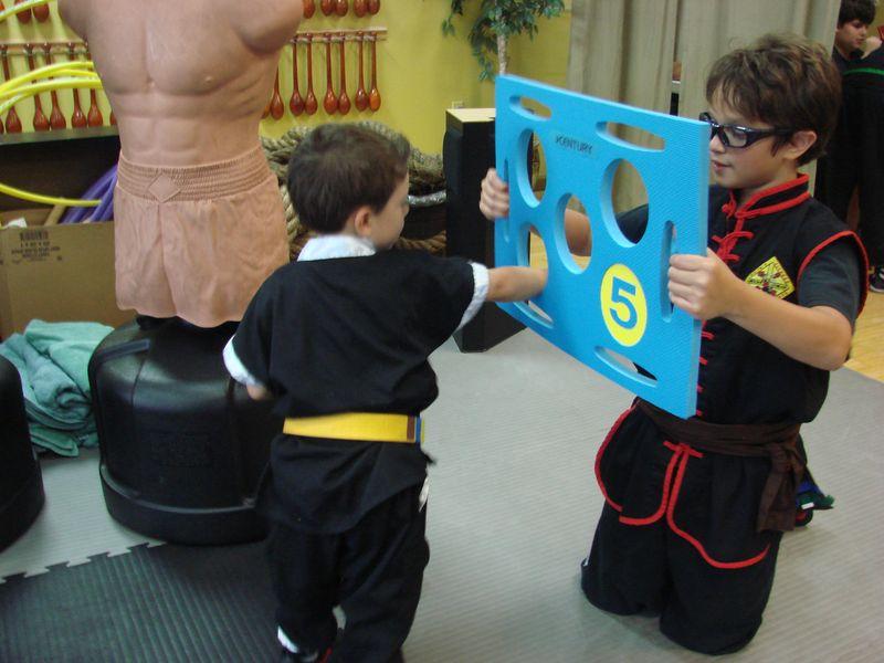 Little Ninjas Smart Shield 7-09