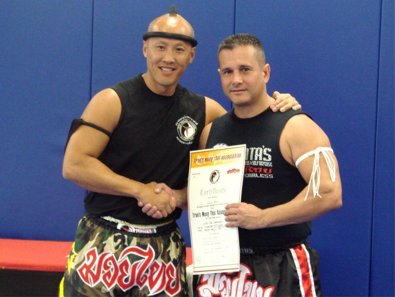 Tran Anta certification 09