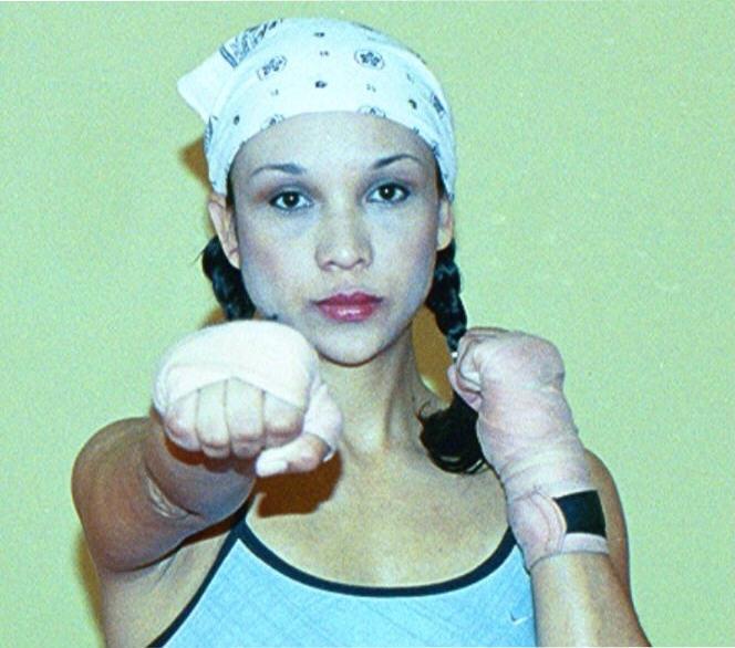 Elena Kickboxing