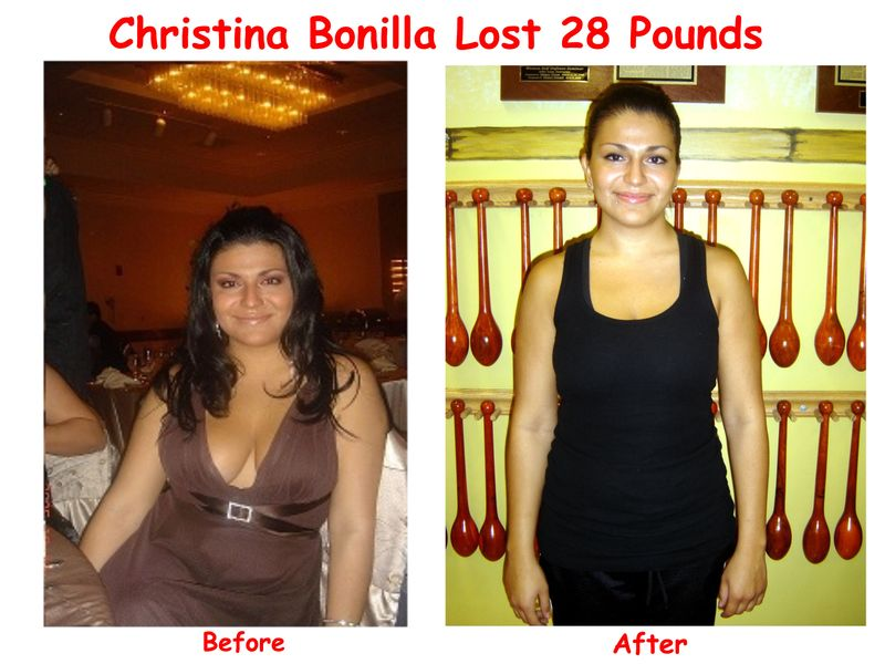 Christina Bonilla Before & After