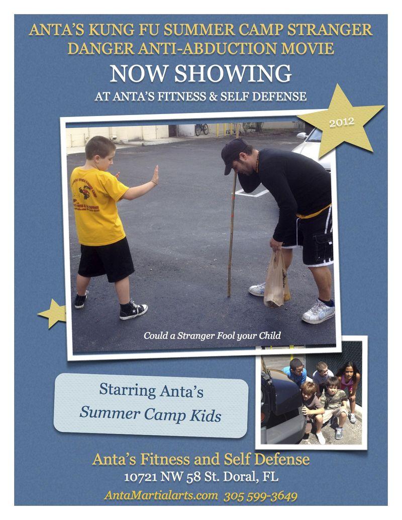 Summer Camp Stranger Movie 2012