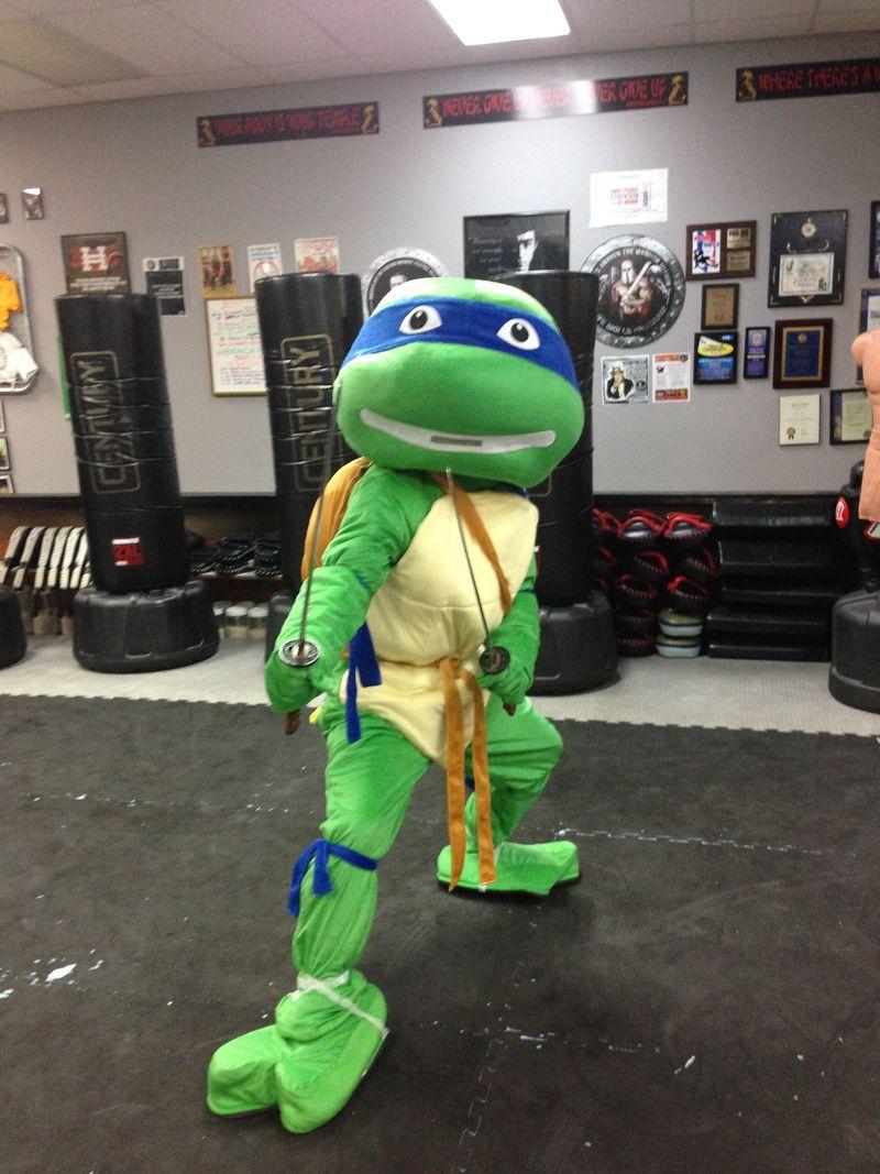 Ninja Turtle Leo