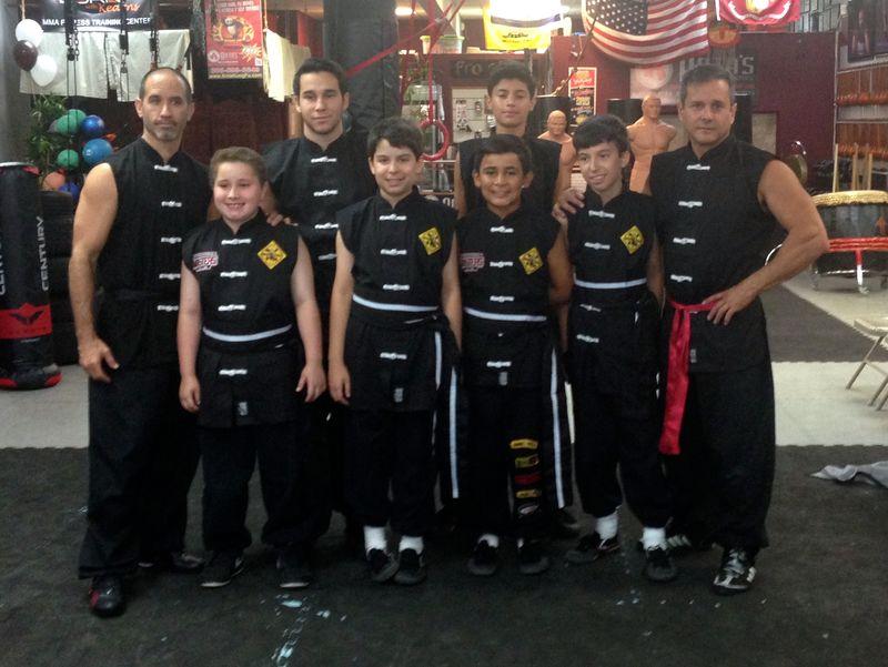 Jr Black Belts 4-5-14