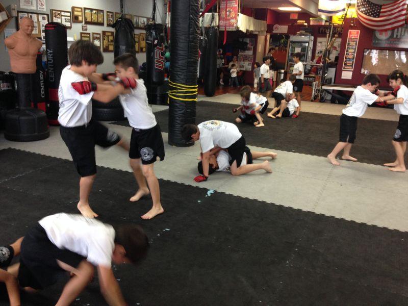 MMA Kids 2-14