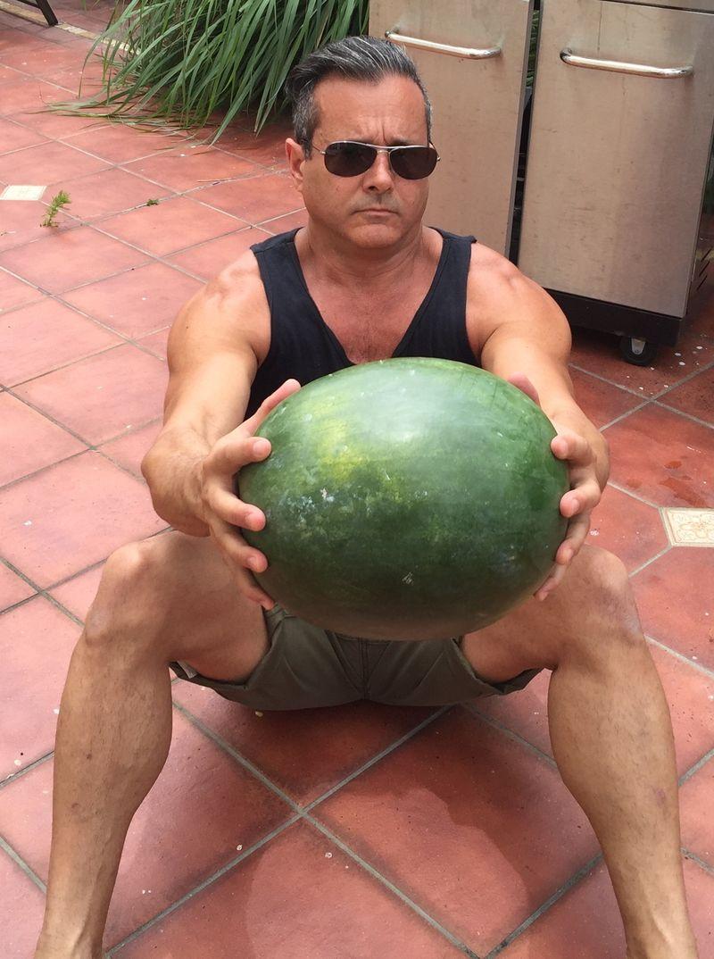 Watermelonsitups